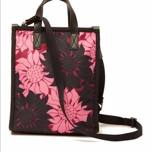Marc Jacobs Retake Sunflowers Shoulder Bag